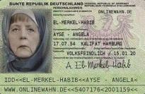 Afbeeldingsresultaat voor merkel hasst deutschland