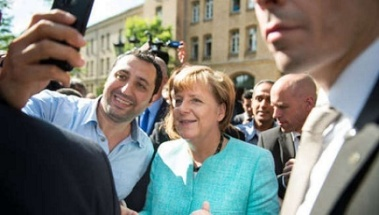Merkel-Quelle allen Übels