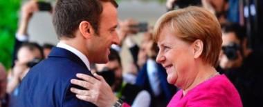 Merkel: Weg mit Deutschland